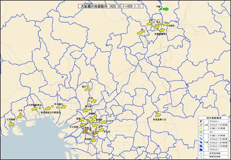 【大阪圏地価】ほぼ全ての地区で上昇