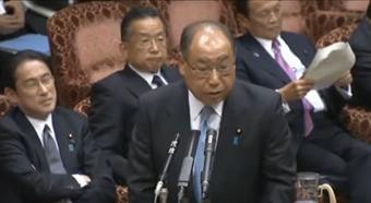 豊田俊郎 内閣府大臣政務官