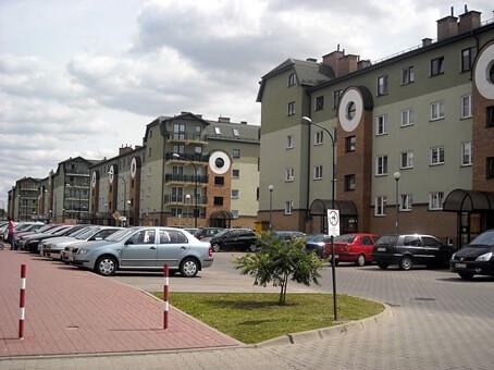 ブロトクフのマンション