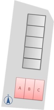 マンション住戸位置図(推定)