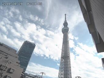 東京スカイツリー ライブカメラ
