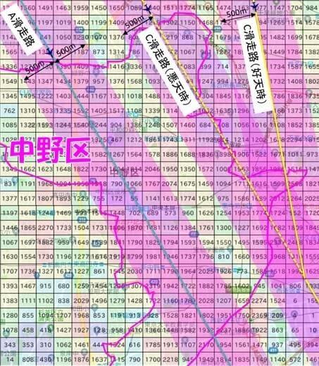 羽田新ルートは中野区への影響が大きい