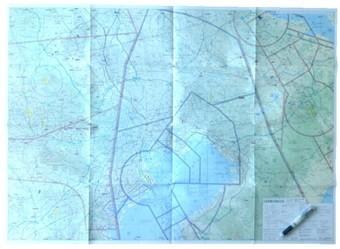 首都圏詳細航空図