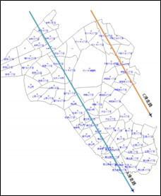 行政境界マップ