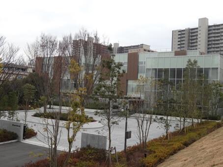 長谷工マンションミュージアム(建物外観)