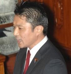 柿沢未途 衆議院議員