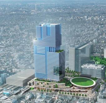 中野サンプラザ跡地の超高層建物の計画