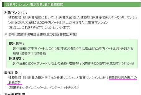 マンション環境性能表示 | 東京都環境局