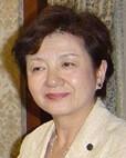 嘉田由紀子 参議院議員