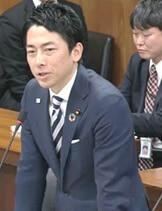 小泉環境大臣