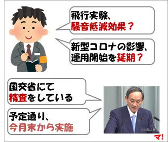 菅官房長官「予定通り実施」