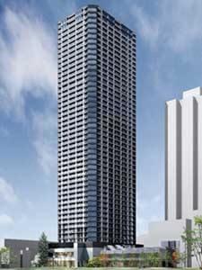 月島三丁目南地区第一種市街地再開発事業