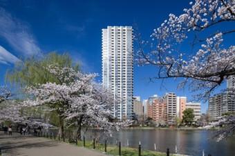 Brillia Tower 上野池之端