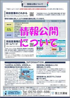 情報公開 について