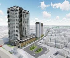 上板橋駅南口駅前東地区第一種市街地再開発事業