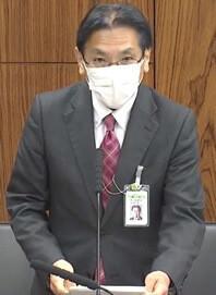 和田航空局長