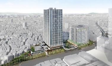 立石駅北口地区第一種市街地再開発事業