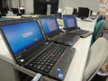 [ThinkPad][ノートPC]ThinkPad Edge E130 セットアップ中