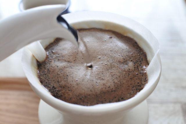 カフェイン。
