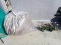 土のリサイクル!熱処理しましょ!