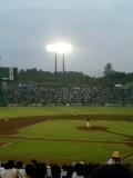 対オリックスバファローズ戦@神戸・スカイマークスタジアム
