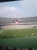 2006/11/5 天皇杯5回戦FC東京対バンディオンセ神戸 開門直後