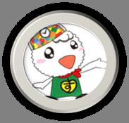 砂町銀座商店街公式キャラクターすなっちのイラスト