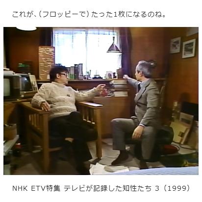 NHK ETV特集「テレビが記録した知性たち」第3回 安部公房