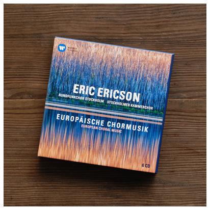 エリック・エリクソン「ヨーロッパの合唱音楽の世界」