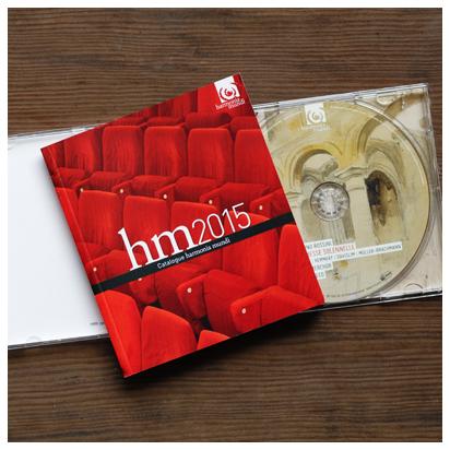 ハルモニアムンディ 2015年版 CDカタログ