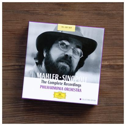 マーラー 「交響曲全集、歌曲集」 シノーポリ