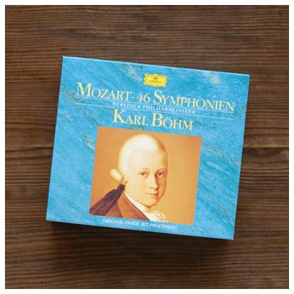 「モーツァルト 交響曲全集」カール・ベーム&ベルリン・フィル