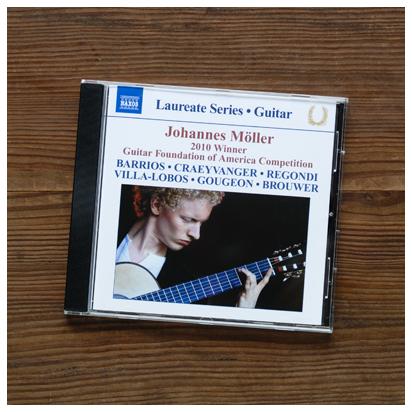ヨハネス・メラー「ギター・リサイタル」