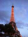 The Eiffel Tower!
