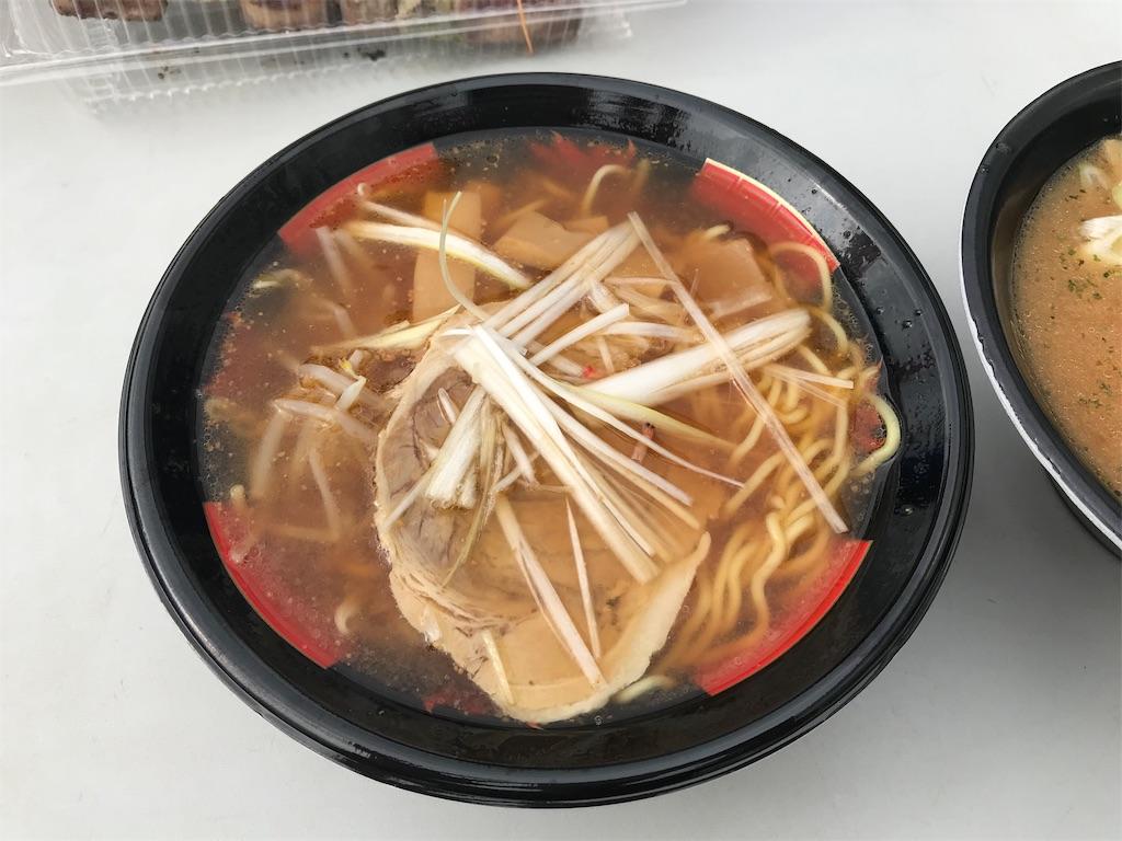 比内地鶏スープラーメン味噌味