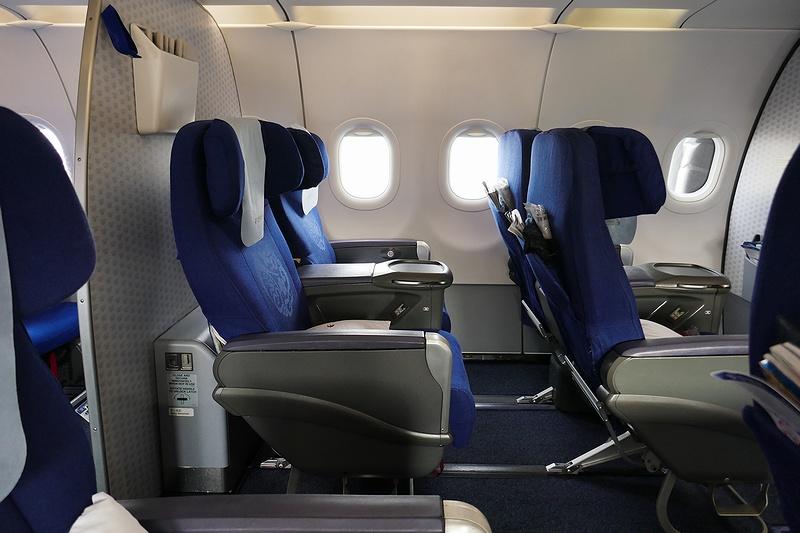 中国東方航空A320ビジネスクラス搭乗記【成都-上海浦東 ...