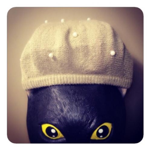 【ベレー帽】