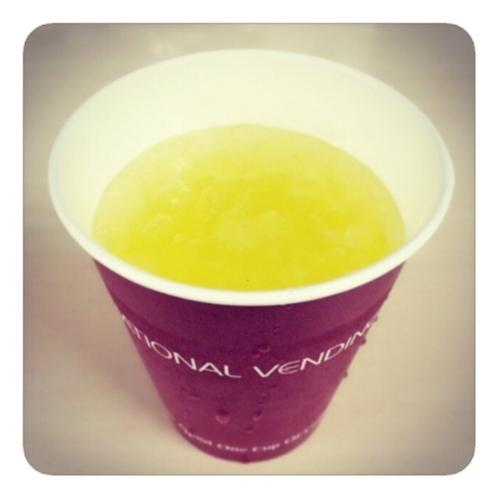 【黄色い炭酸】