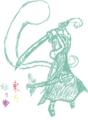 [東方駄筆録]魂魄妖夢 - 東方妖々夢