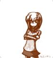 [シリーズ立ち絵]立ち絵 - ムカツキ
