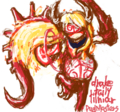 [カードゲーム戦記][DuelMasters]デュエルマスターズ・《闘竜妖精ティルニア》