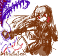 [DuelMasters][カードゲーム戦記][TwinHearts(仮)]Destruction Zero