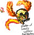 [カードゲーム戦記]デュエルマスターズ・《孤独の影ロンリー・ウォーカー》