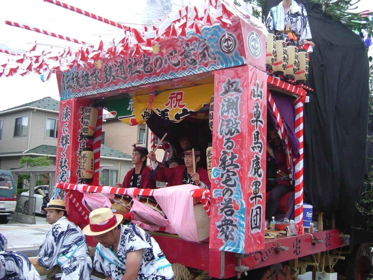 [港祭り2010]