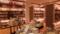1F奥も図書館コーナーと書店コーナーが混在した部分(確か)