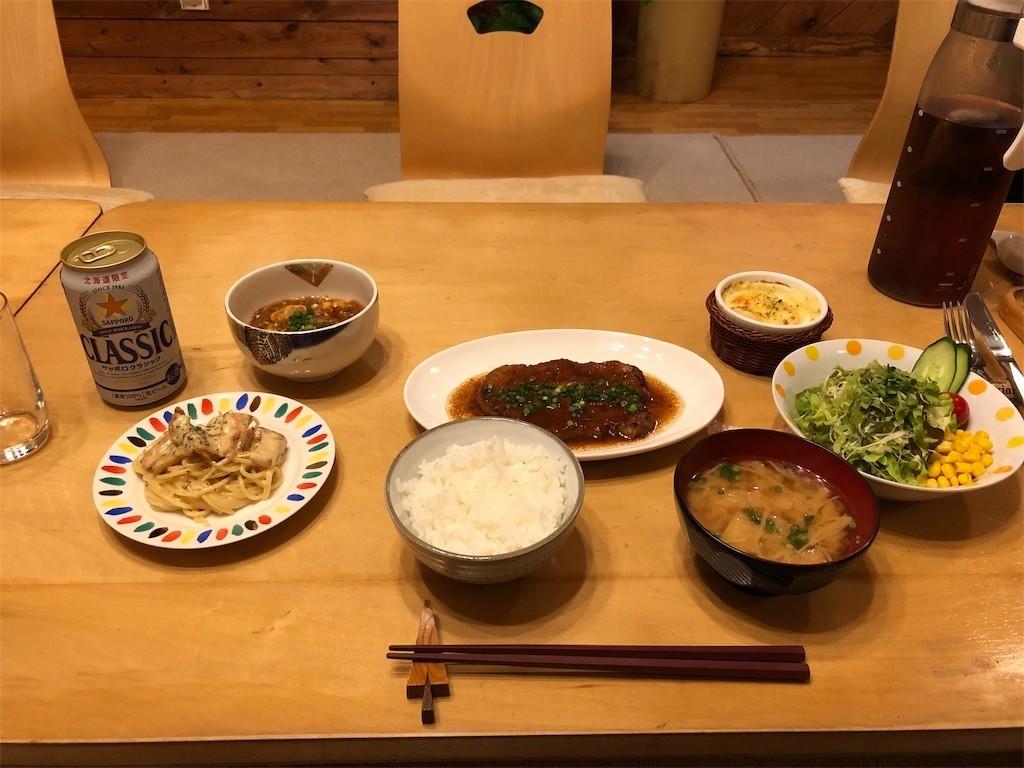 セキレイ館の夕食