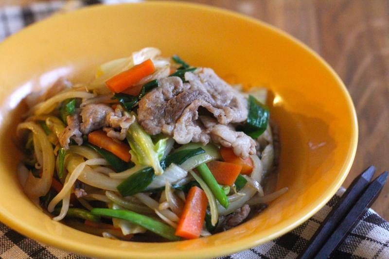 レシピ 炒め 美味しい 野菜