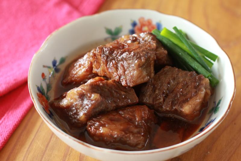牛 バラ レシピ