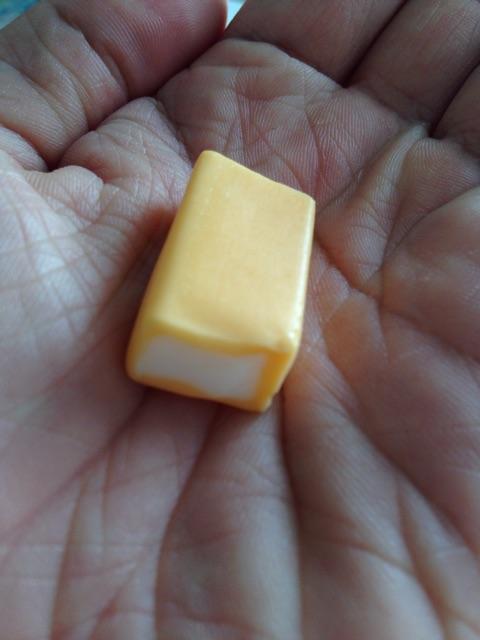 ハイチュウ サンキストオレンジ味