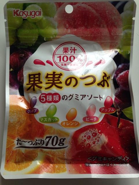 果実のつぶ